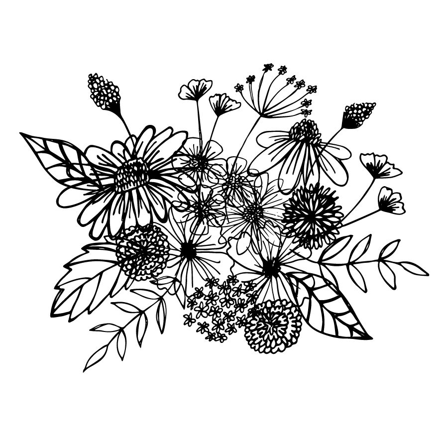Wildflower Bouquet - image 3 - student project