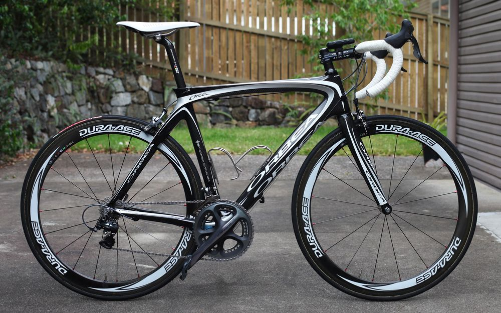 Road Bike - image 1 - student project