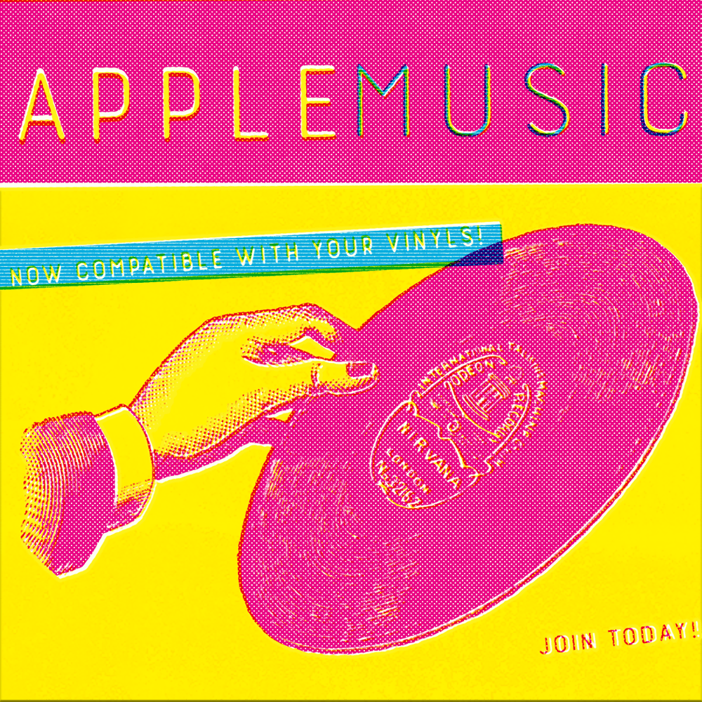 Apple Music - image 1 - student project