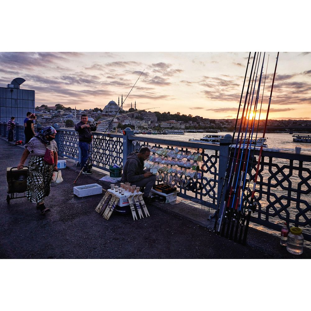 The Sunsets in Istanbul - image 1 - student project