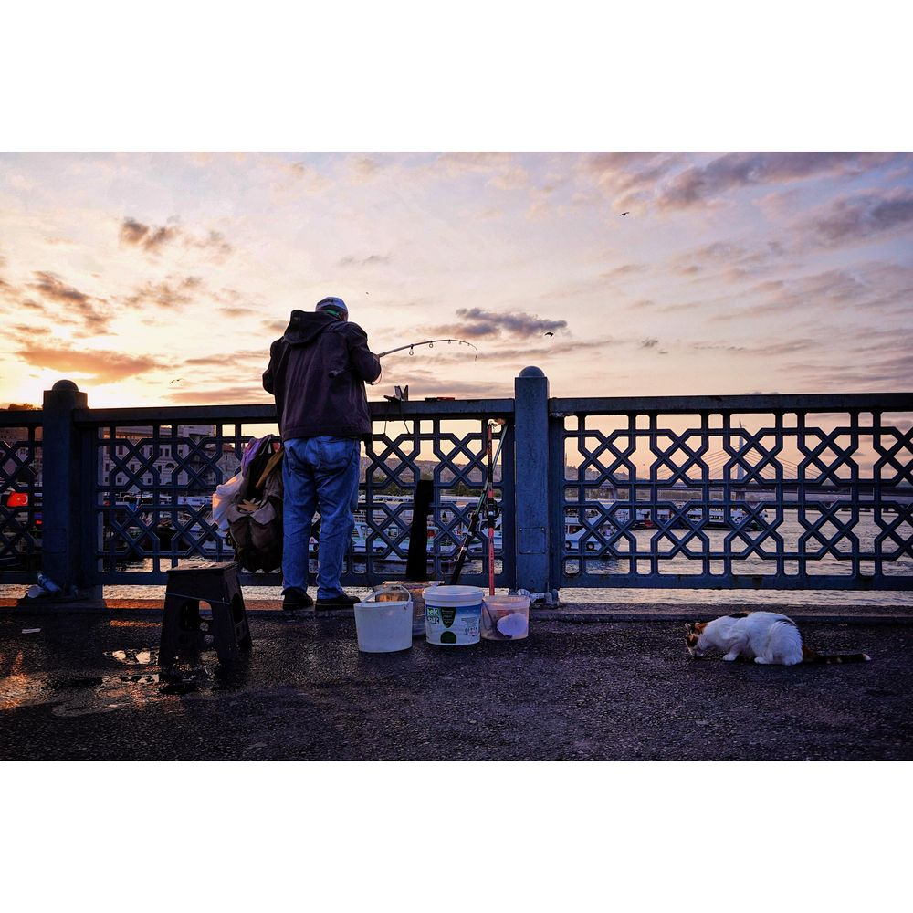 The Sunsets in Istanbul - image 3 - student project