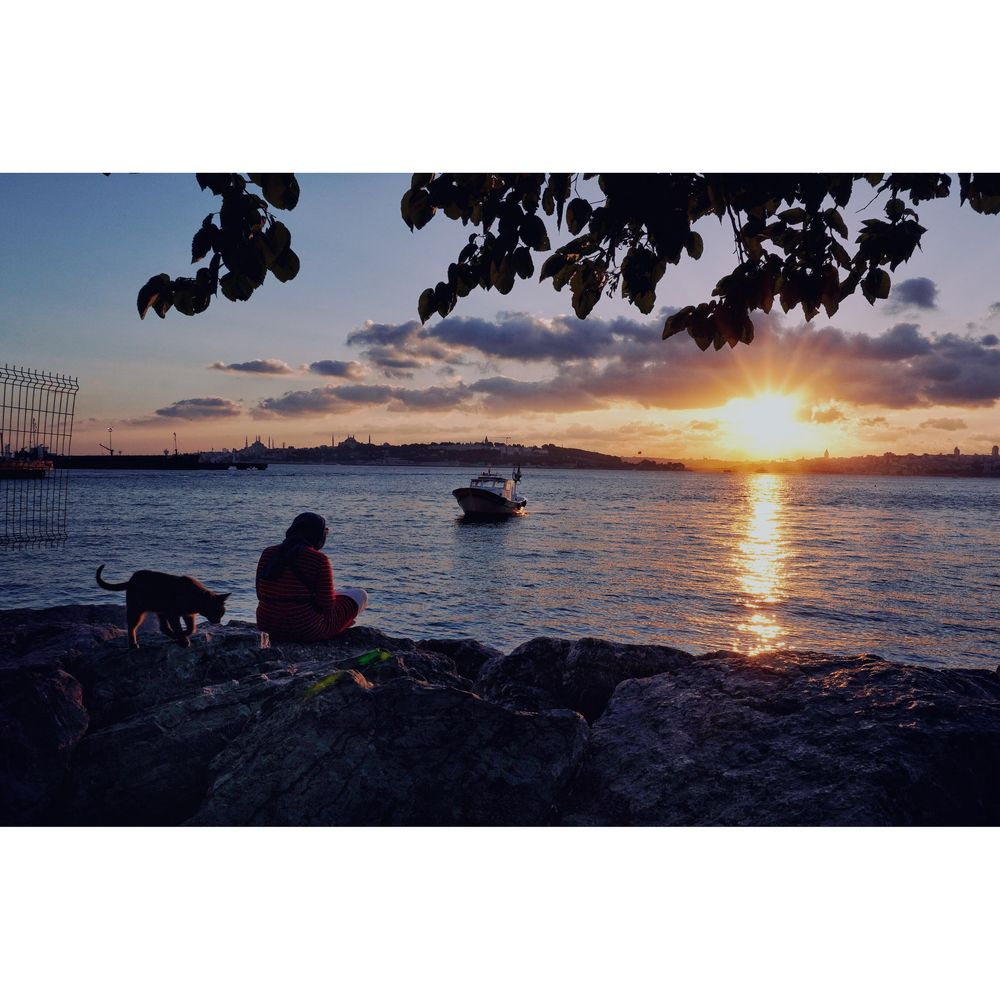 The Sunsets in Istanbul - image 2 - student project
