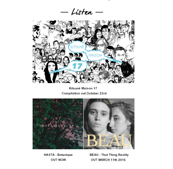 The Not-So Seven Second Rule: Why Kitsuné Couldn't Capture My Attention - image 2 - student project