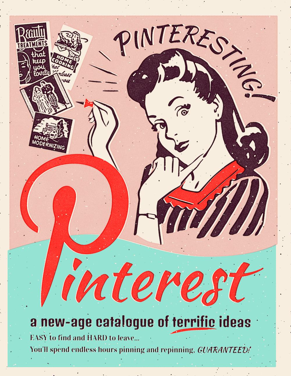 Pinterest  - image 1 - student project