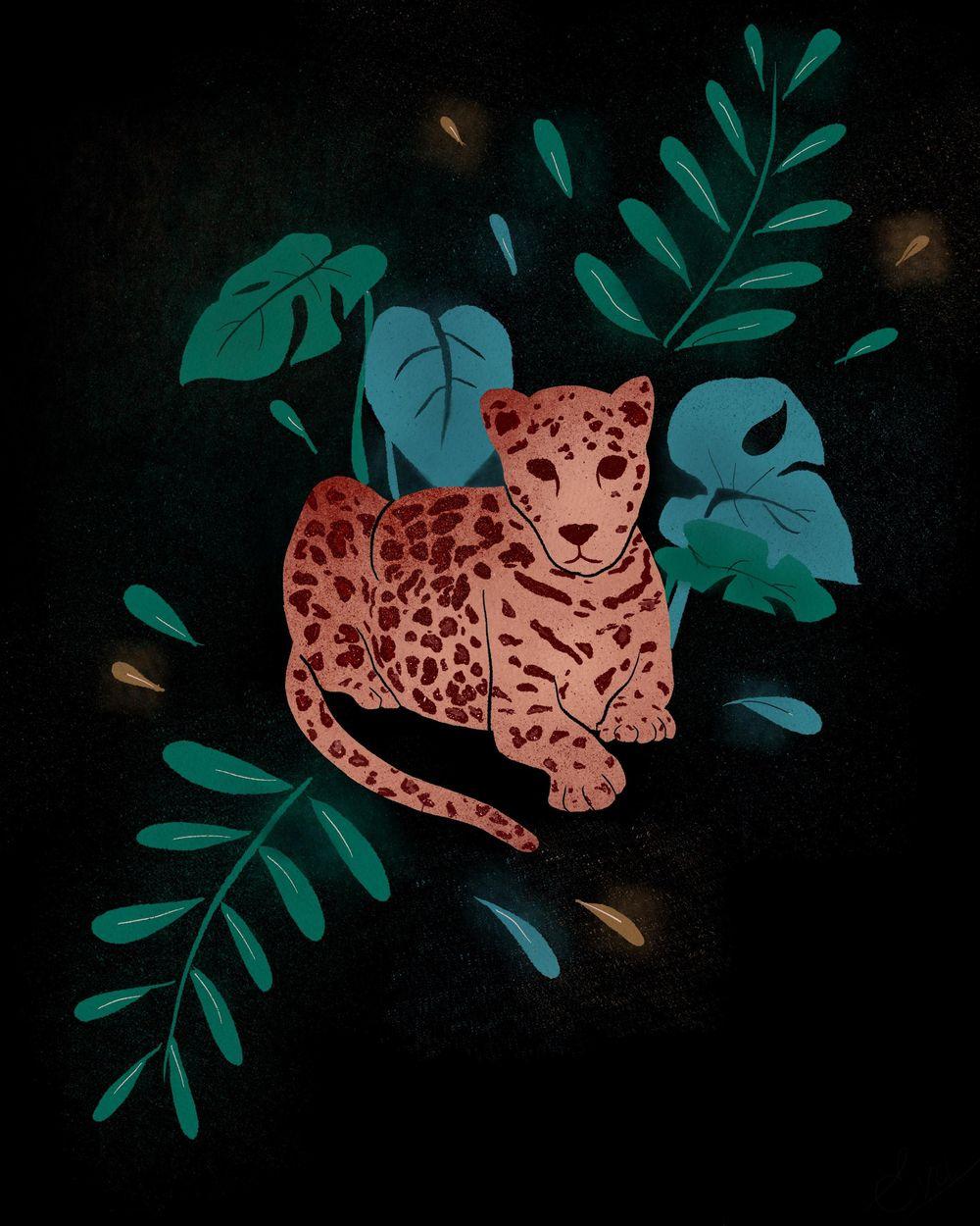 Jaguar - image 1 - student project