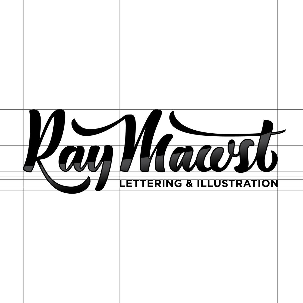 Ray Mawst - Lettering and Illustration - image 2 - student project