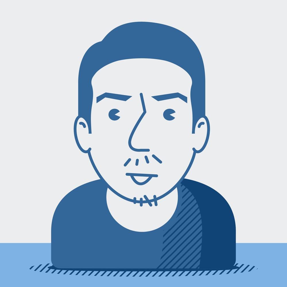 David - image 2 - student project