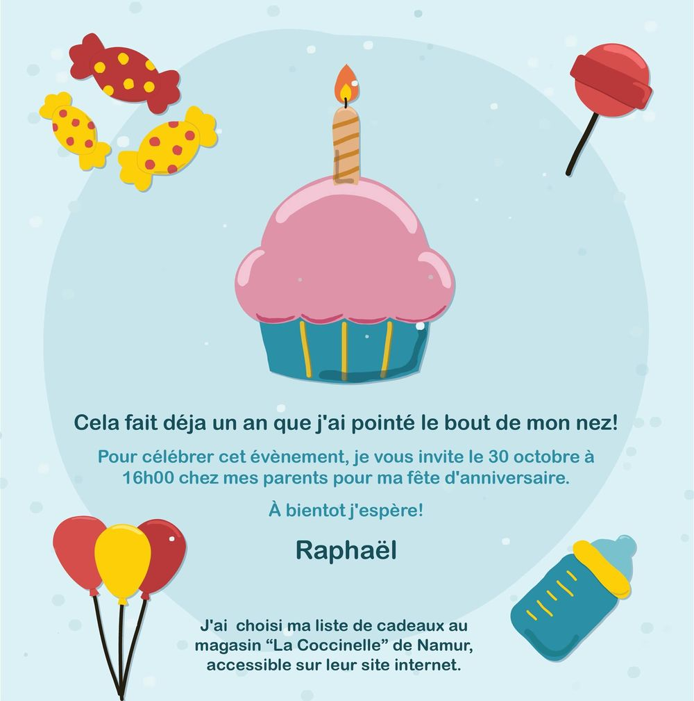 Birthday! - image 2 - student project