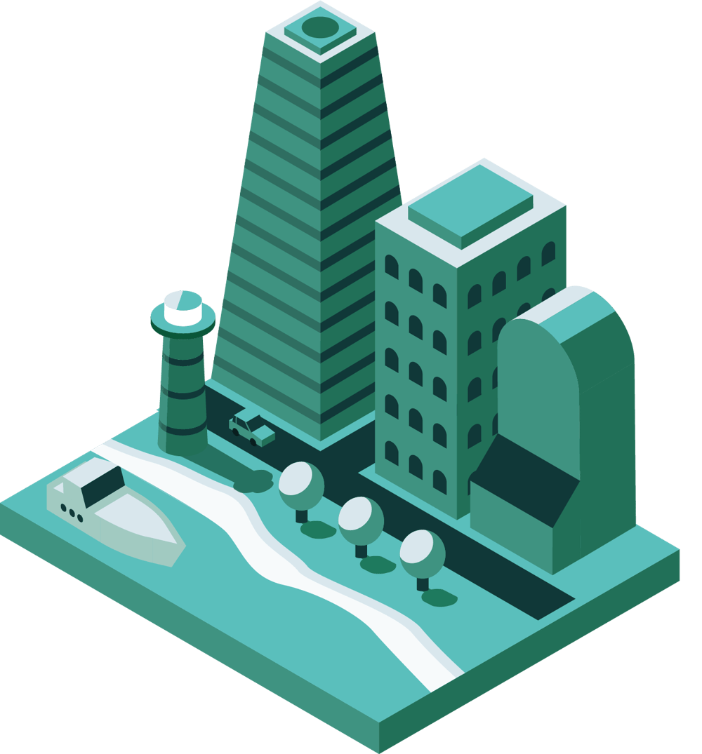 Isometric City - image 1 - student project