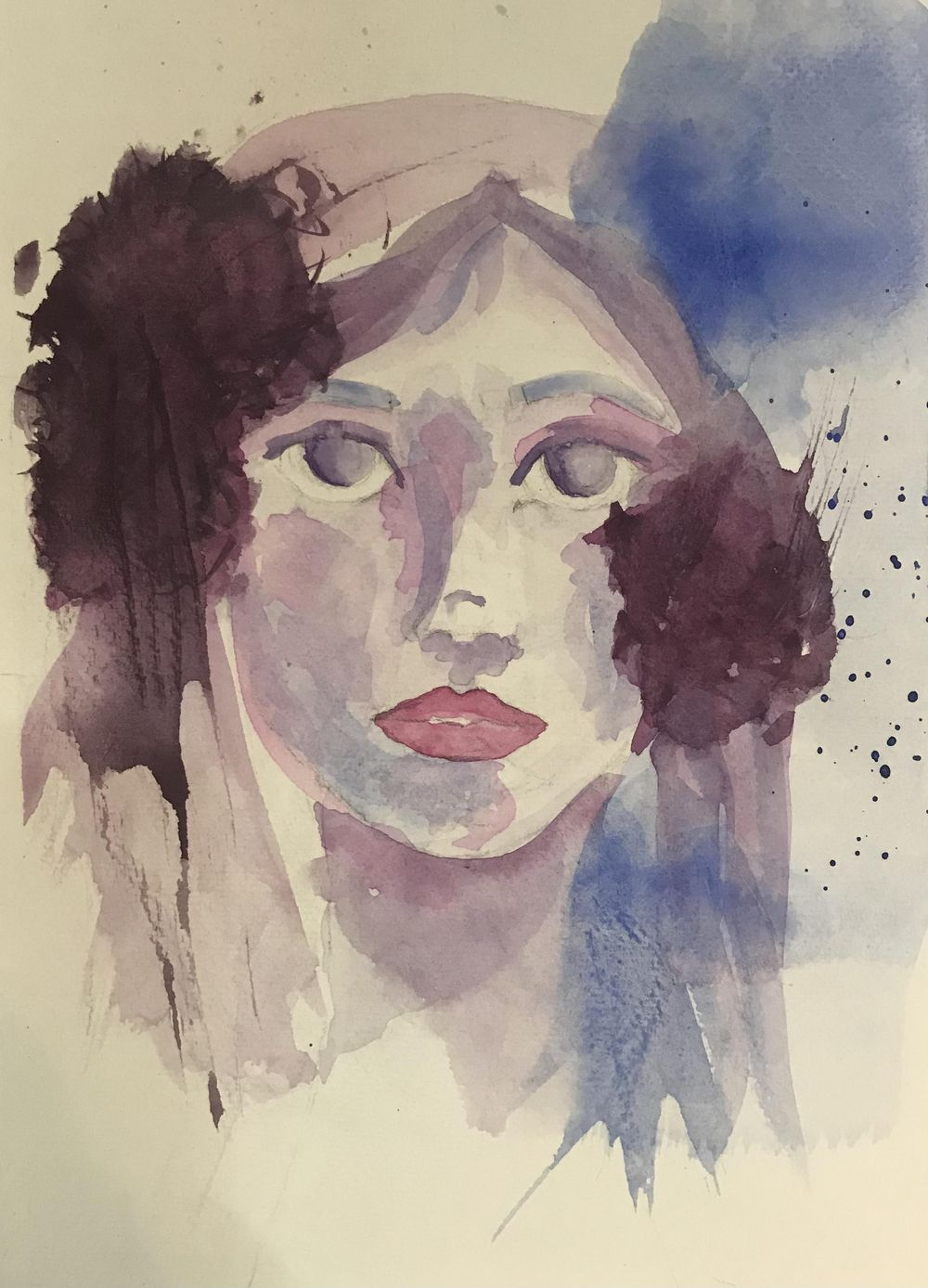 Una linda chica - image 1 - student project
