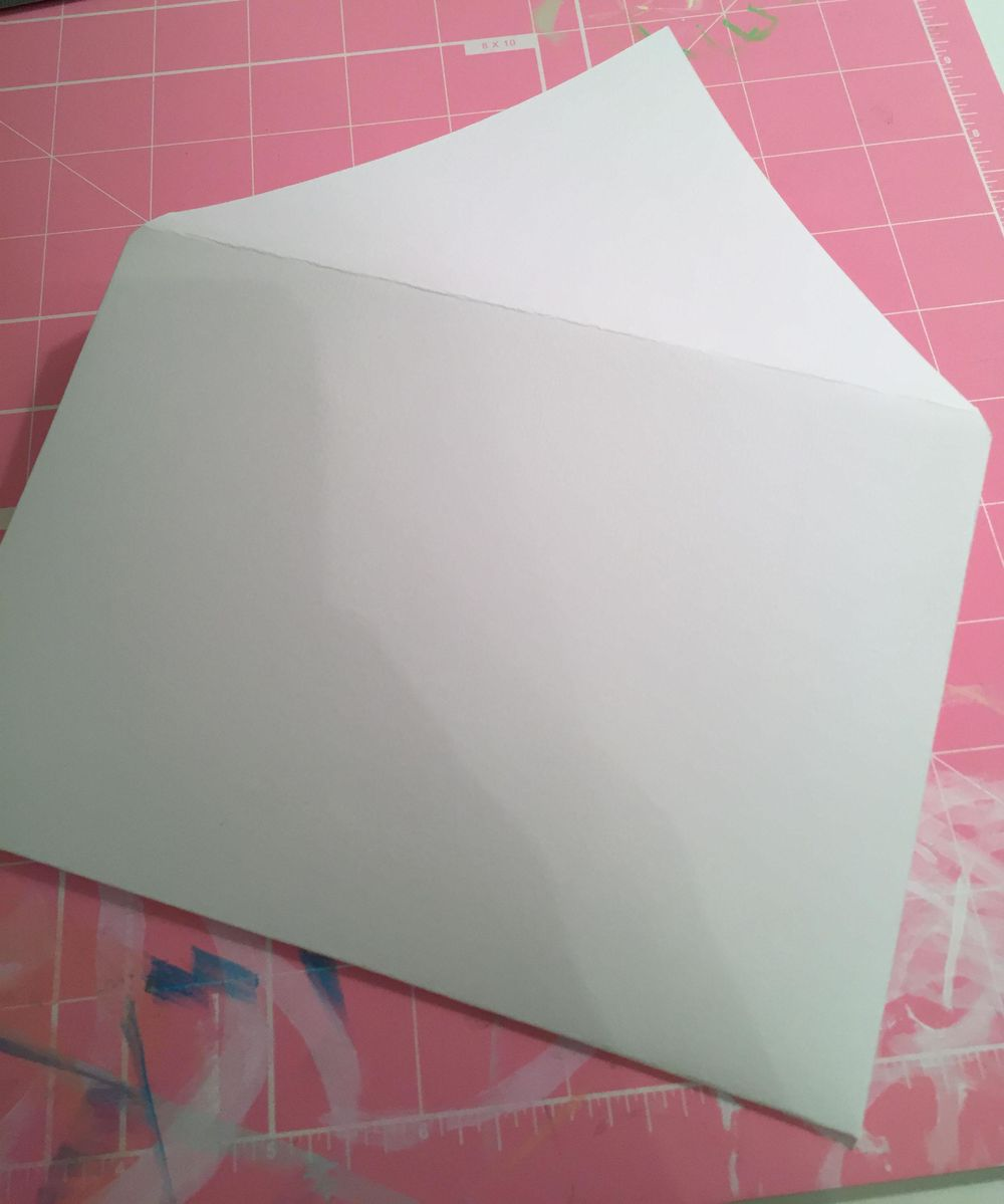 Congratulatory Wedding Card - image 8 - student project