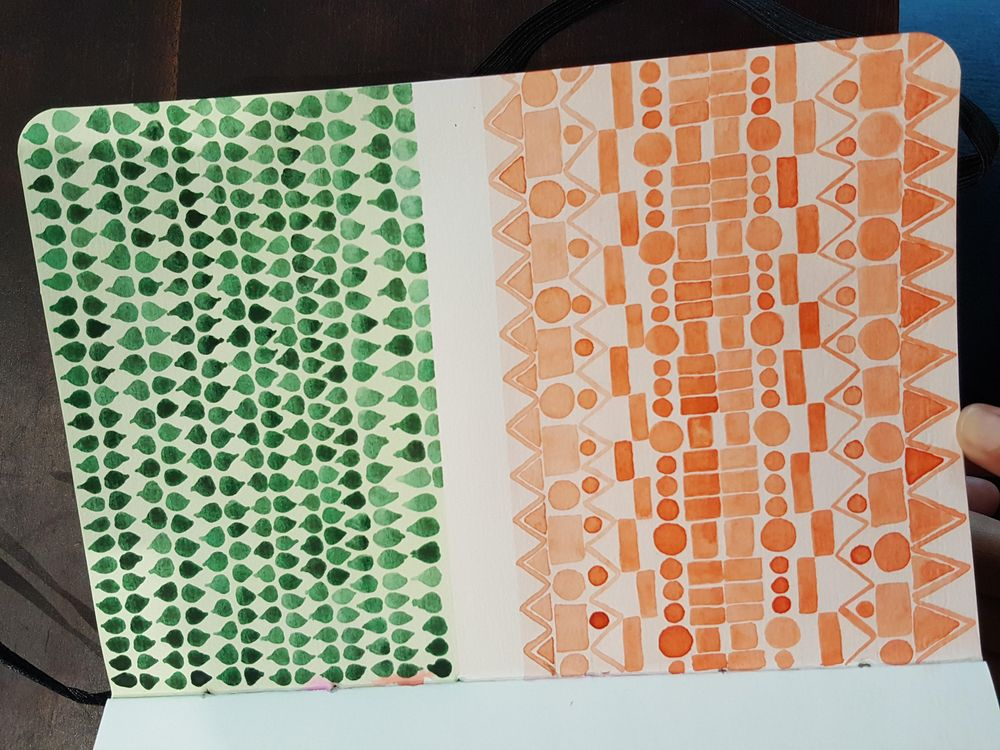 Pattern and texture - image 2 - student project