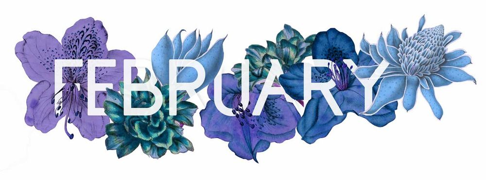 February Florals - image 2 - student project