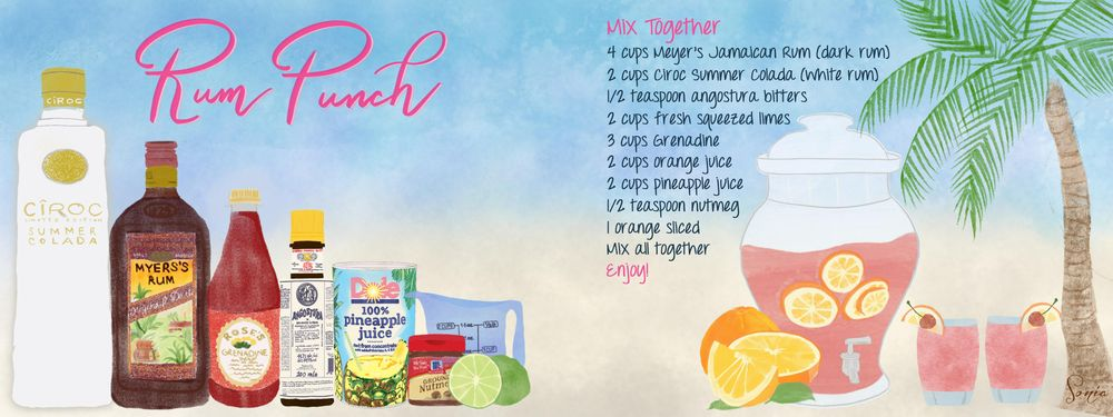 Rum Punch - image 1 - student project