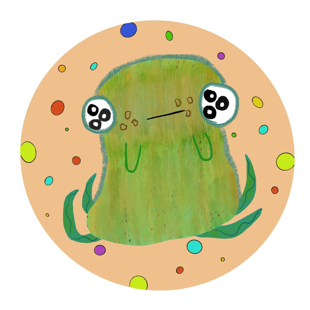 Greenie Monster - image 1 - student project