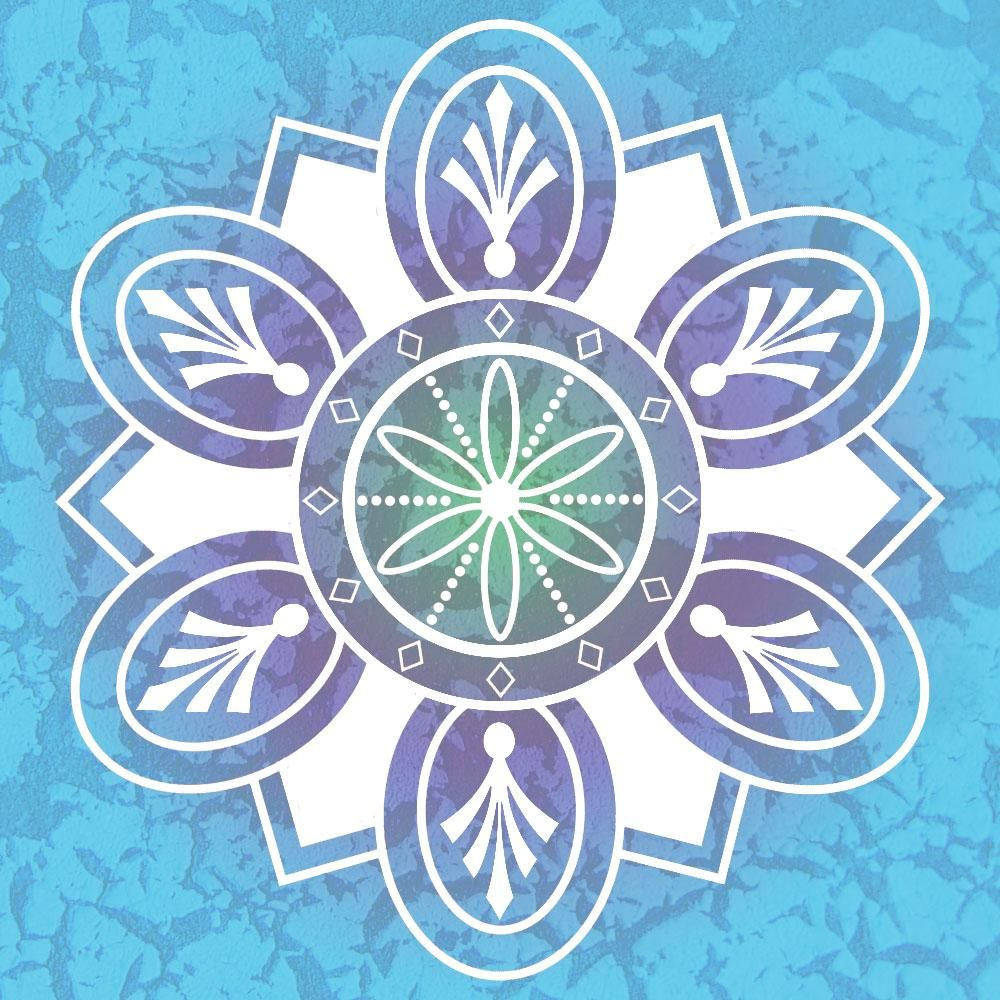 Mandala in Photoshop - image 4 - student project