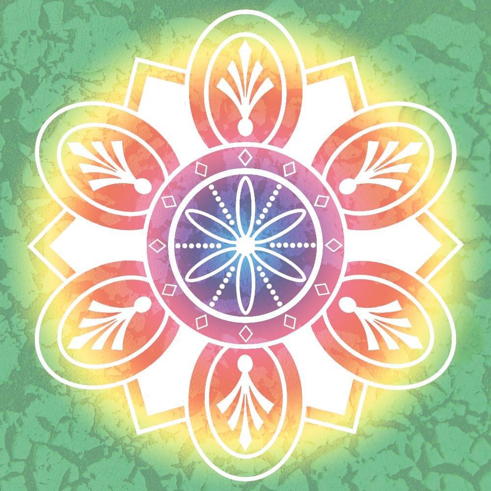 Mandala in Photoshop - image 5 - student project