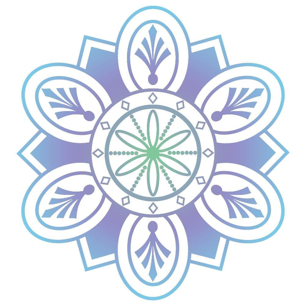 Mandala in Photoshop - image 2 - student project