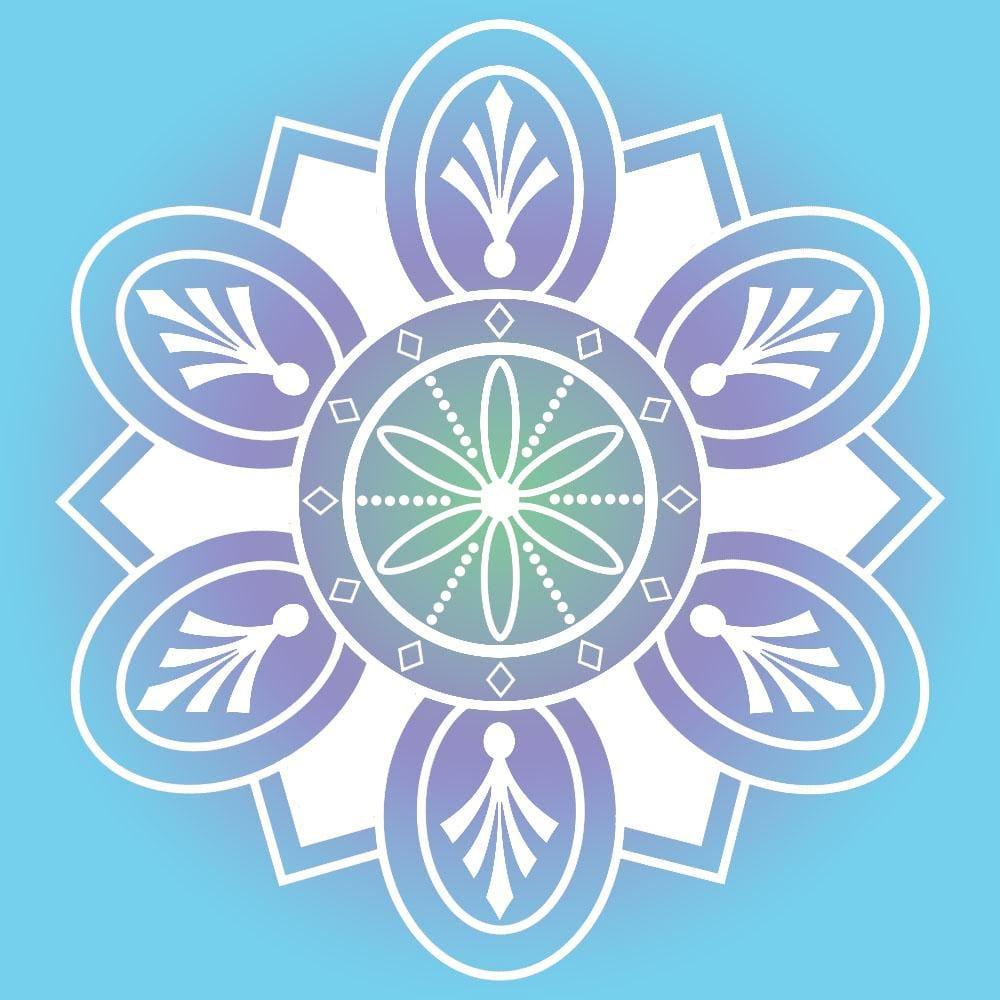 Mandala in Photoshop - image 3 - student project