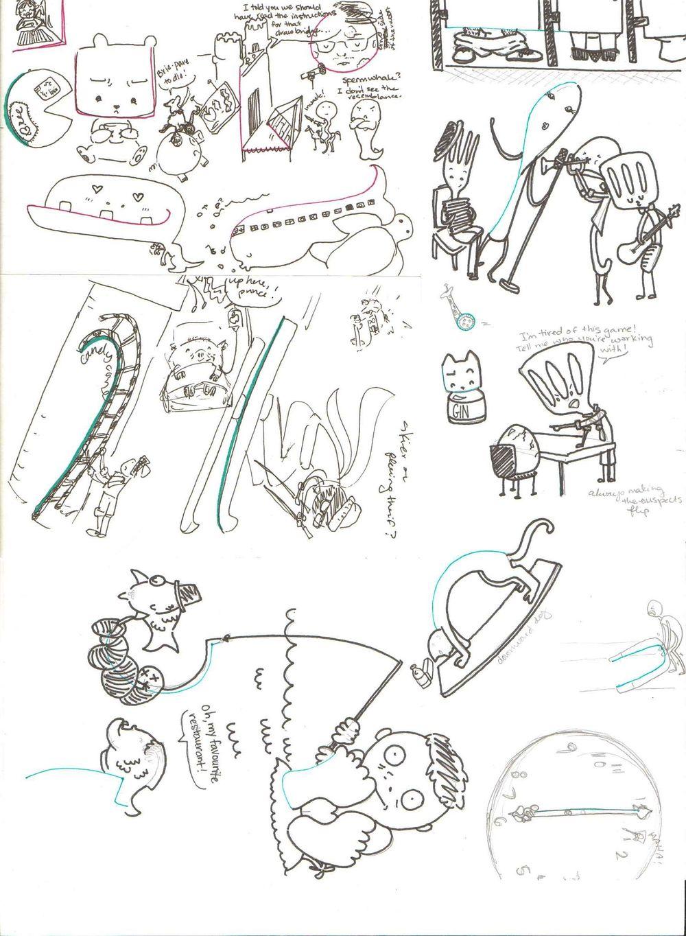 Doodlesheet - image 1 - student project