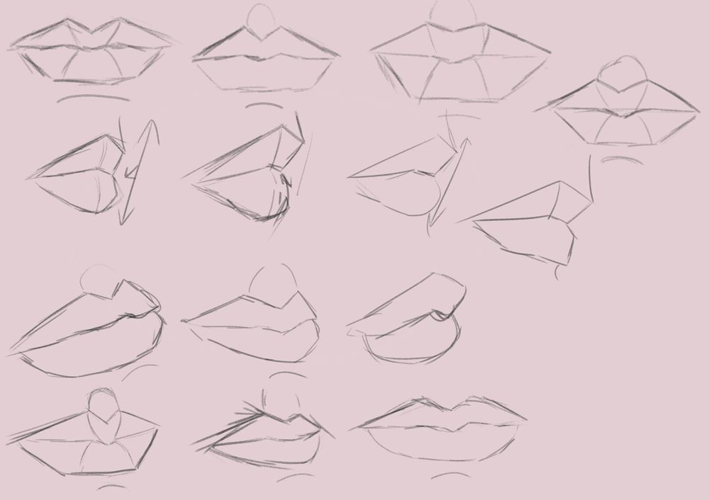 Studying the Mouth - image 1 - student project
