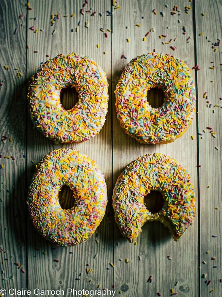 One single doughnut - image 1 - student project
