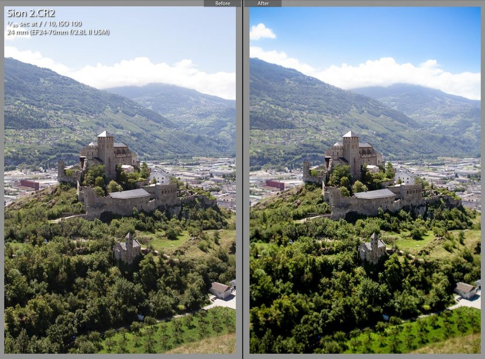 Sion, Switzerland - image 1 - student project