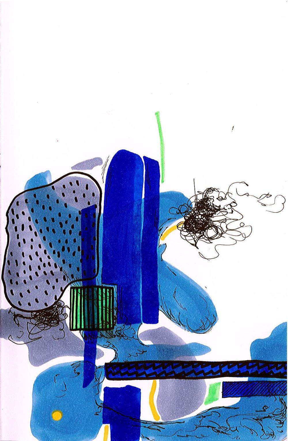 Fearless Art Jumpstart - image 8 - student project