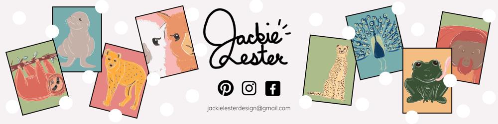 Jackie Lester Design Etsy Shop - image 3 - student project