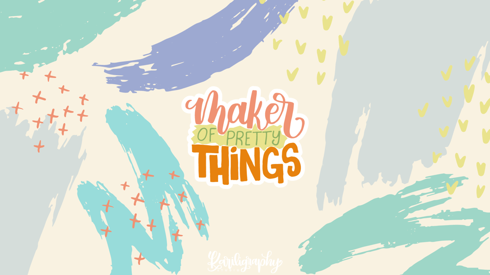 Maker of pretty things - image 1 - student project