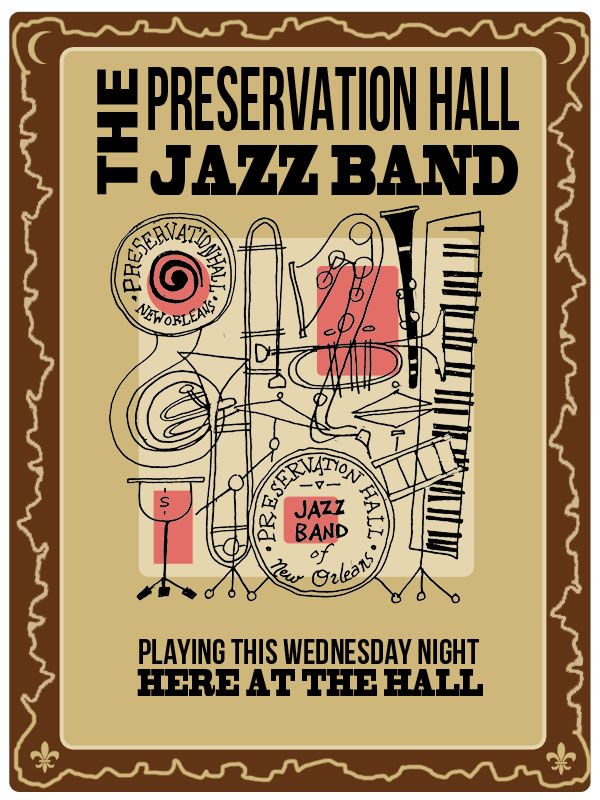 Preservation Hall Jazz Band - image 2 - student project