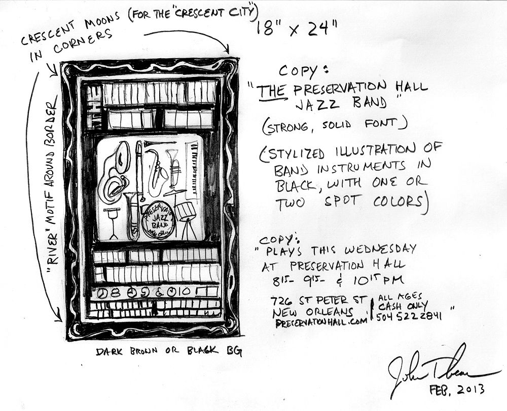 Preservation Hall Jazz Band - image 8 - student project