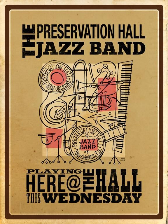 Preservation Hall Jazz Band - image 1 - student project