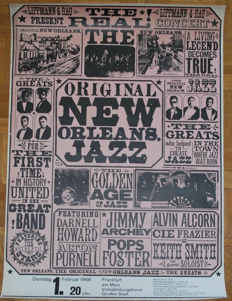 Preservation Hall Jazz Band - image 6 - student project