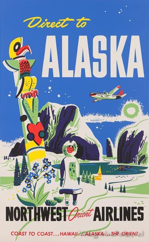 Alaska - image 1 - student project