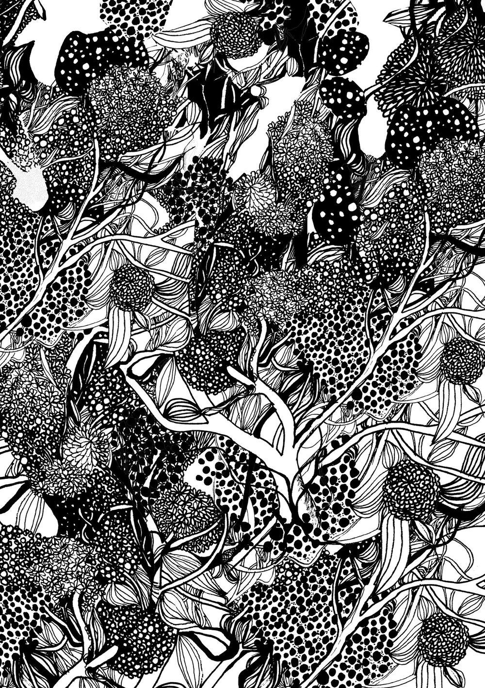 Undergrowth - image 1 - student project