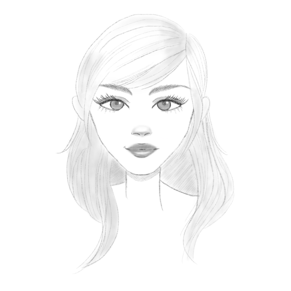 My Female Character - image 1 - student project