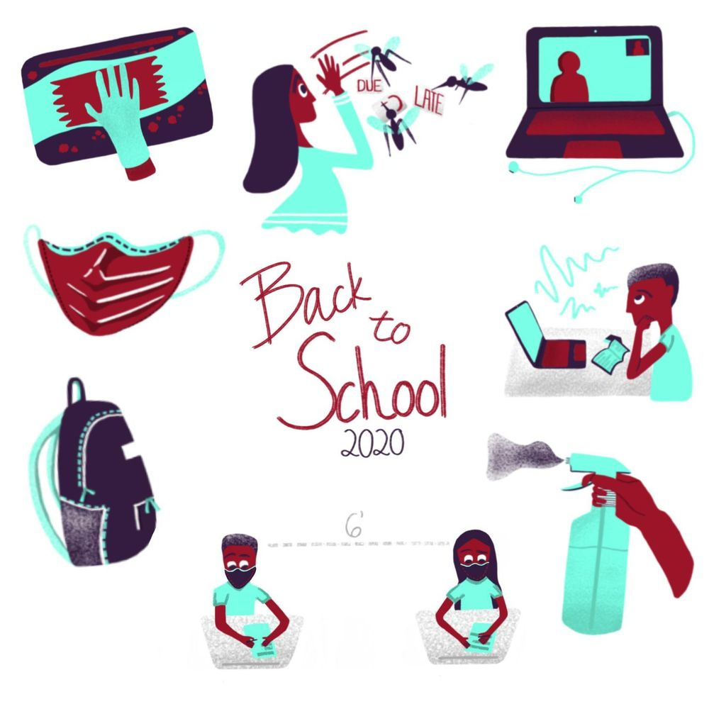 Back to School Spots - image 1 - student project
