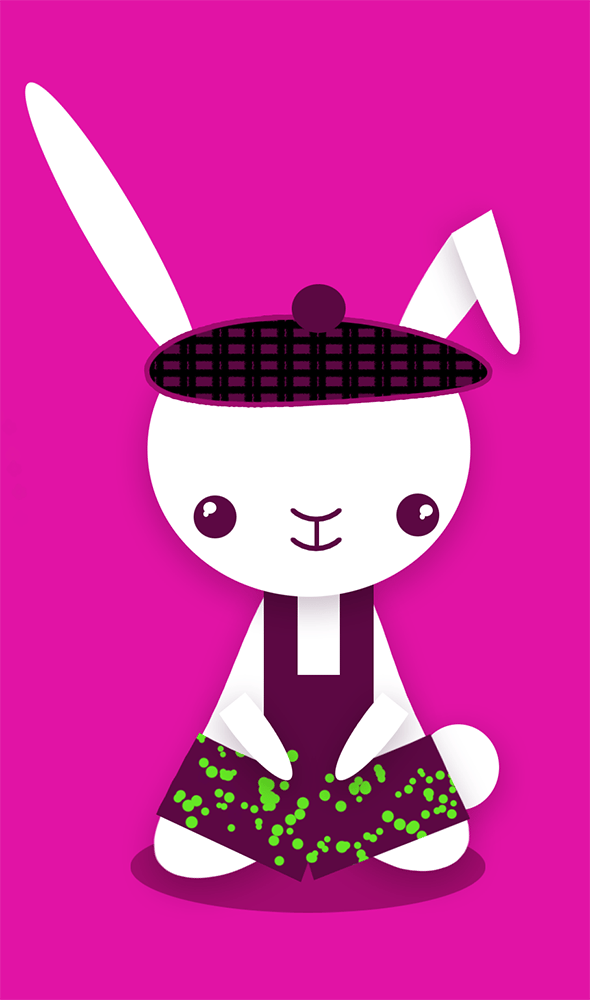 Bunnie - image 1 - student project
