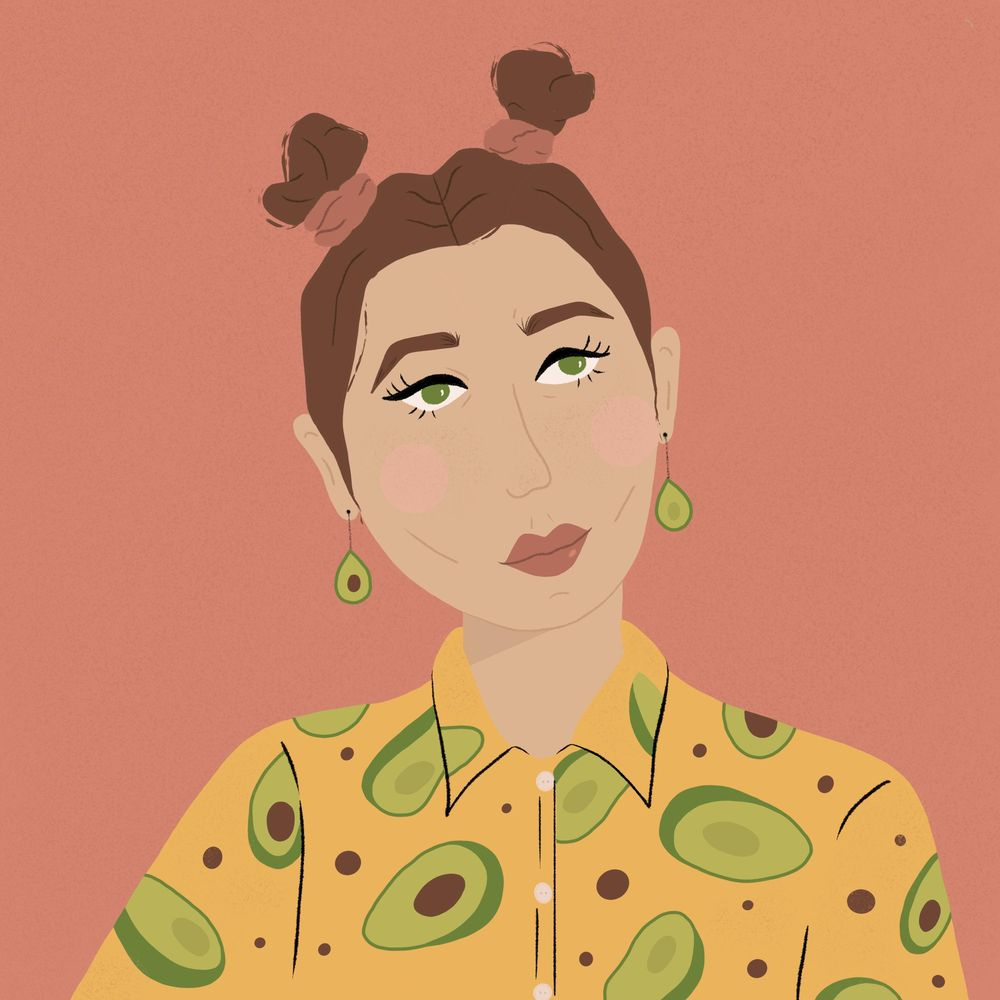 avocado girl - image 1 - student project