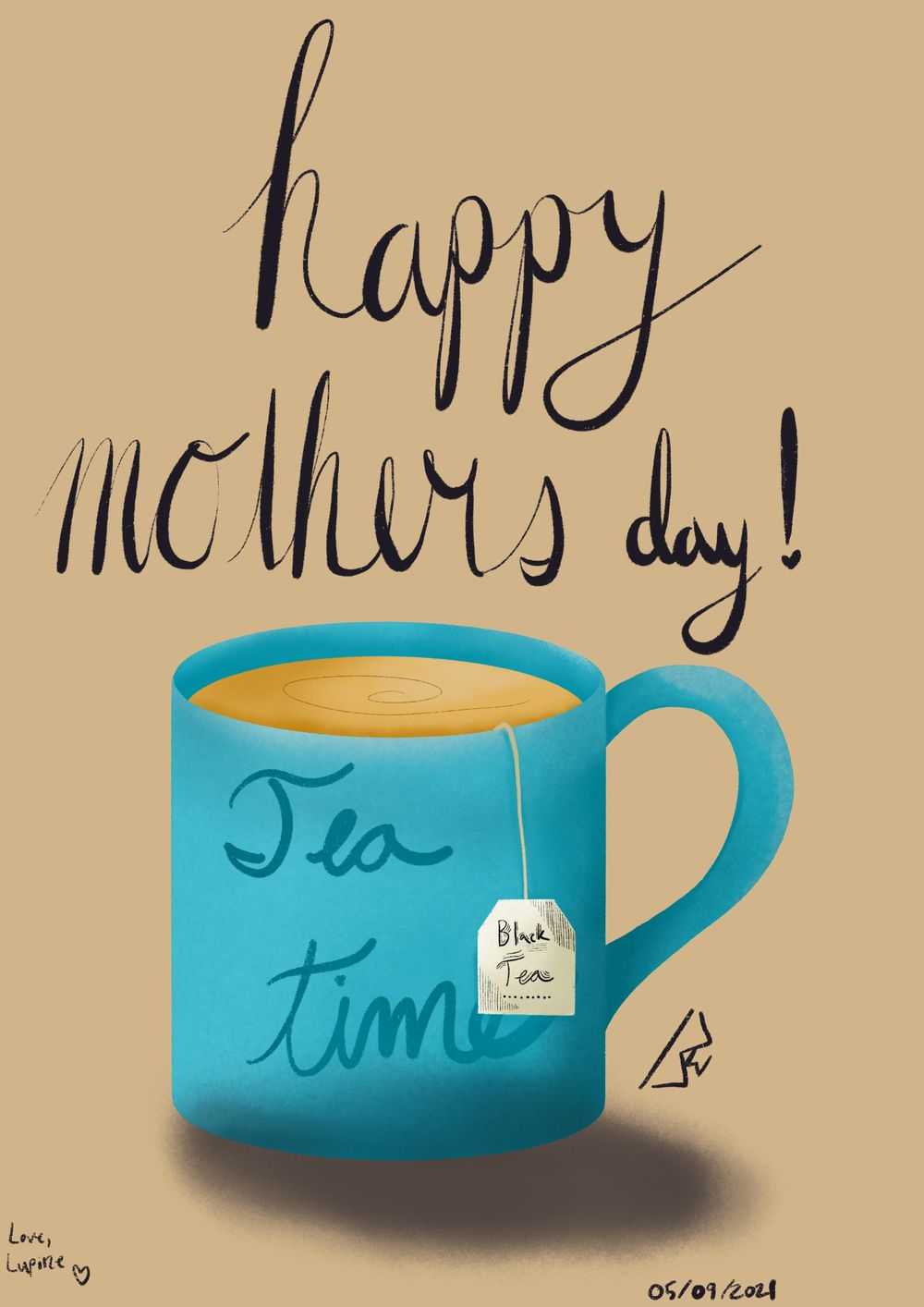 Motivational mug - image 2 - student project