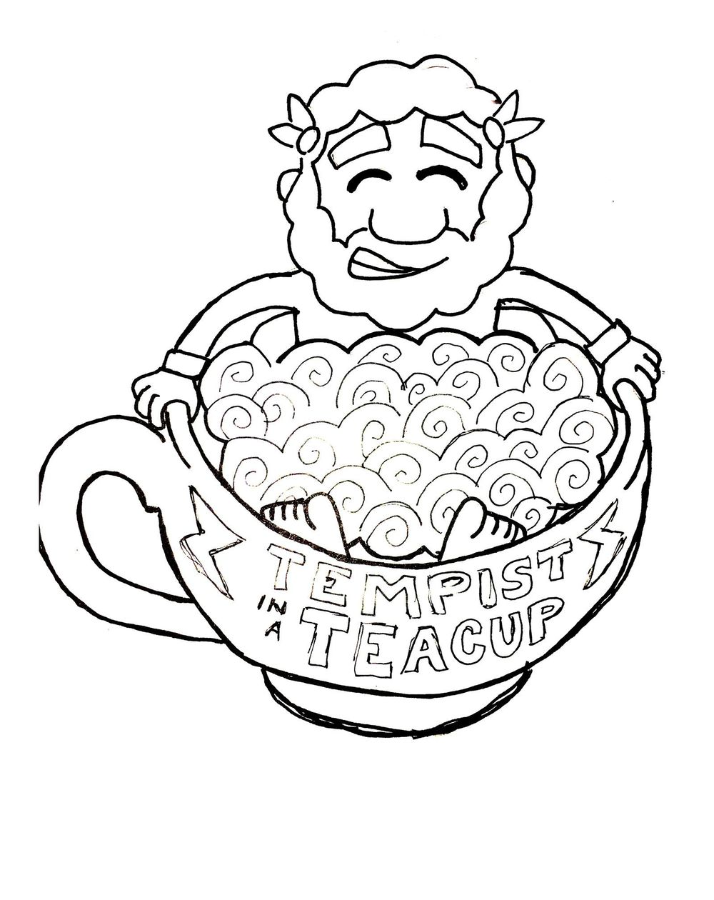 Tempest in a Teacup - image 2 - student project