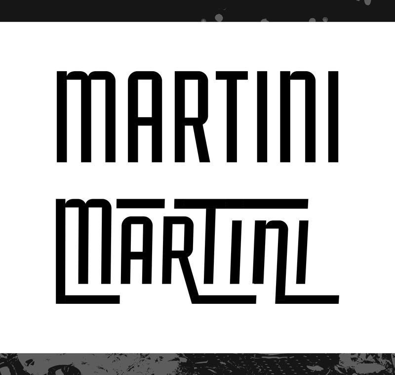 Martini Custom Piece - image 2 - student project