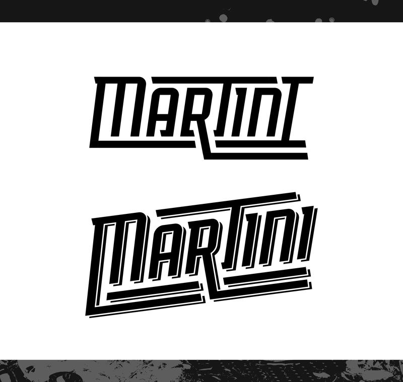 Martini Custom Piece - image 3 - student project