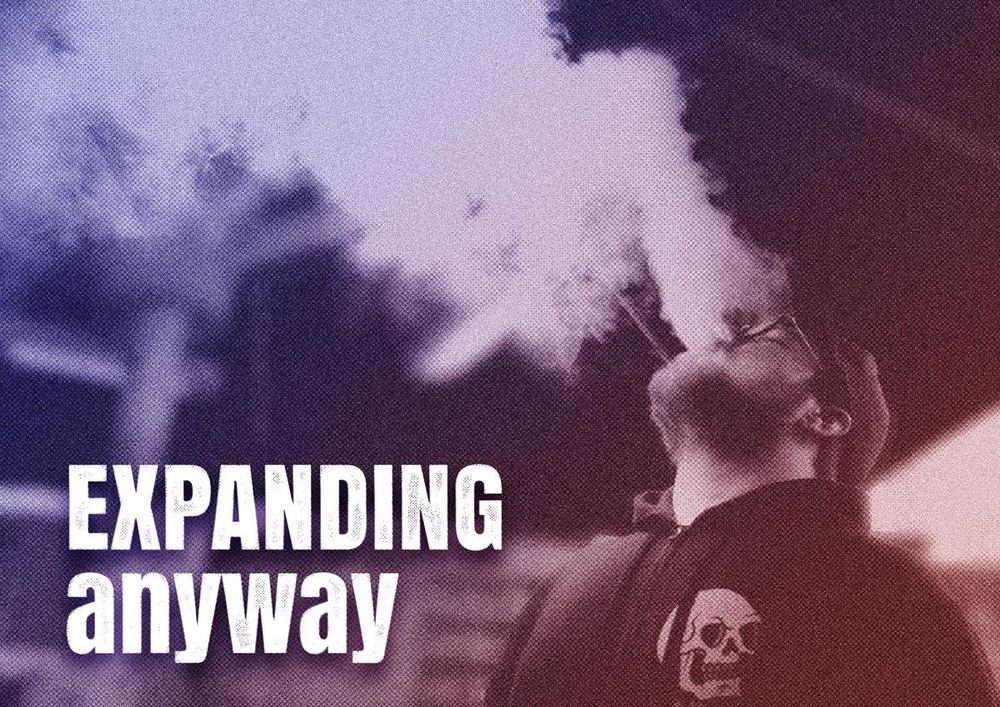 Expanding Anyway - image 1 - student project