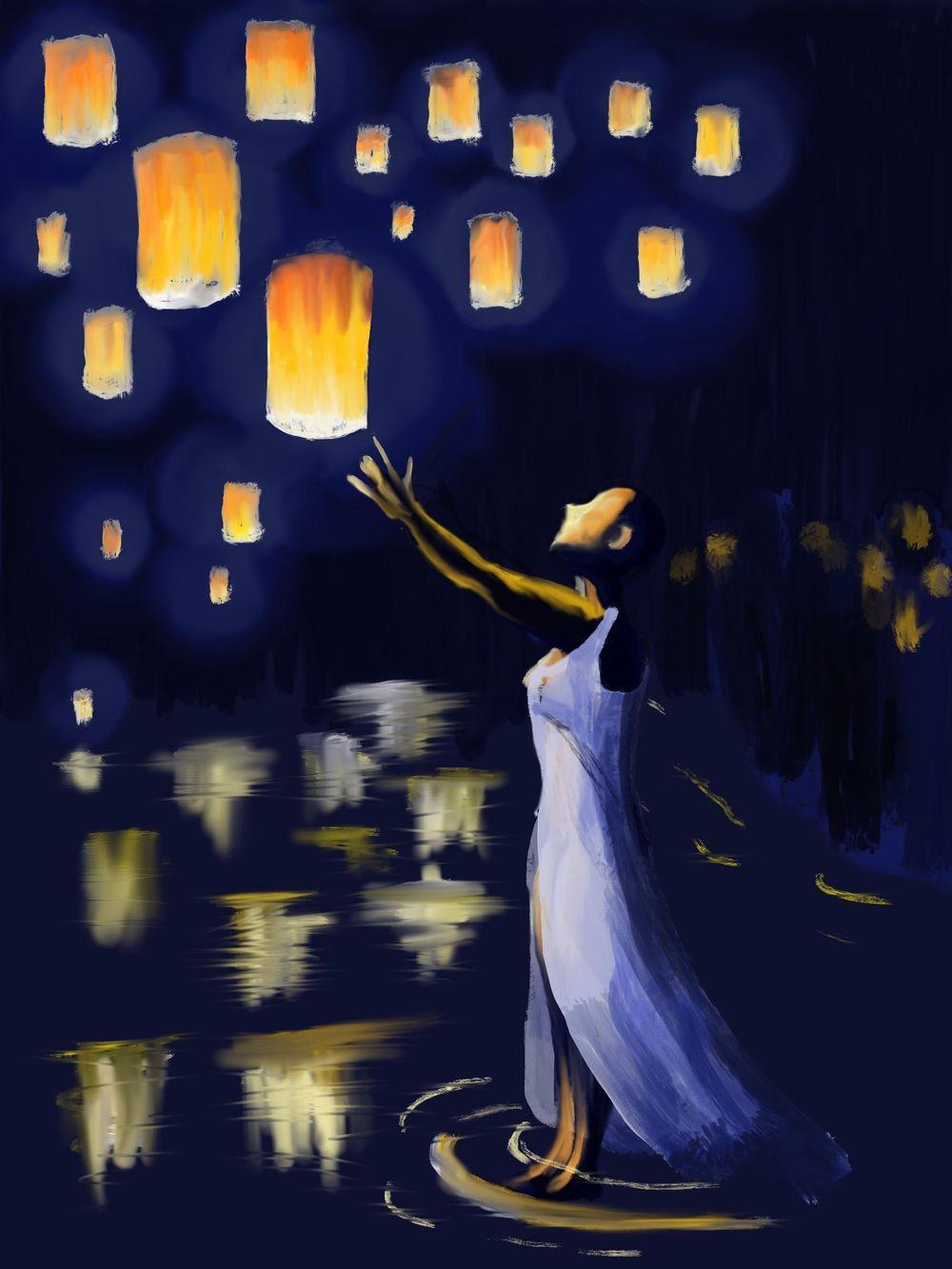 Lanterns - image 1 - student project