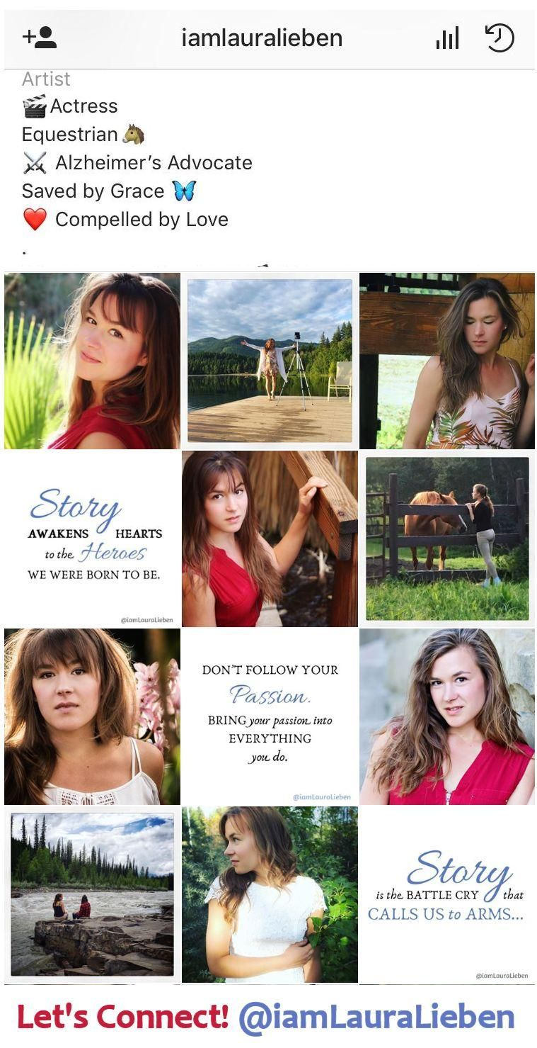 My INSTAGRAM Makeover! - image 1 - student project
