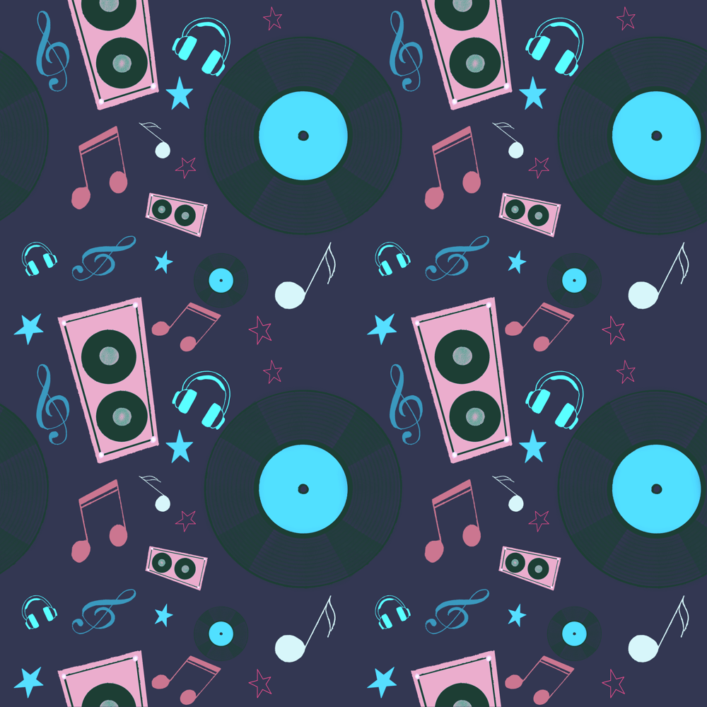 Music Pattern - image 6 - student project