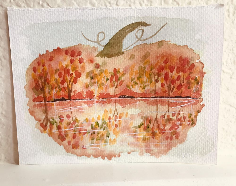 Fall is in the air! - image 1 - student project