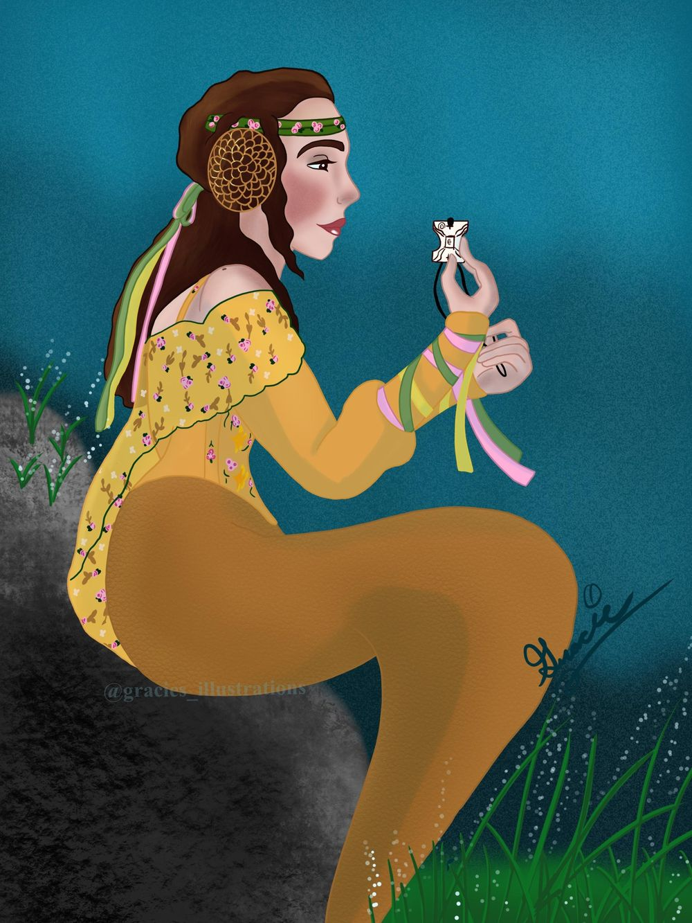 MerMay 2019 - image 4 - student project